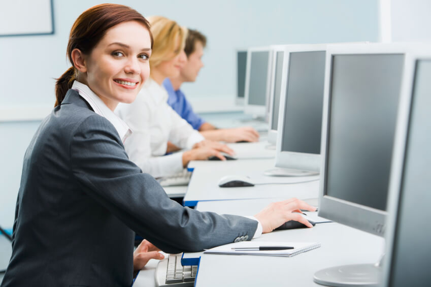 Busy Business Women Best Colleges Online