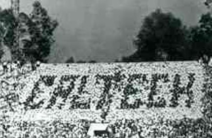 10. The Rose Bowl Hoax