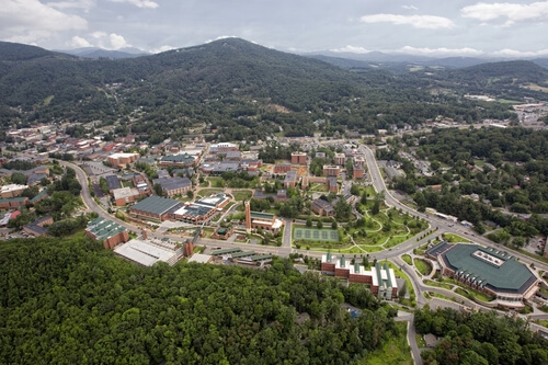 Appalachian State University – Top 30 Most Affordable Online RN to BSN