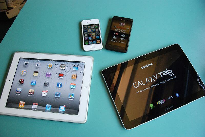 Mobile devices 4.2014