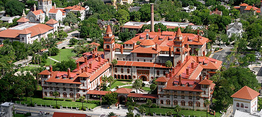 flagler-college-beautiful-college-south