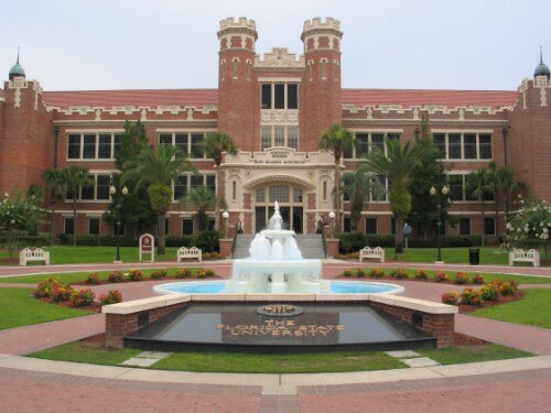 the-florida-state-university-beautiful-college-south