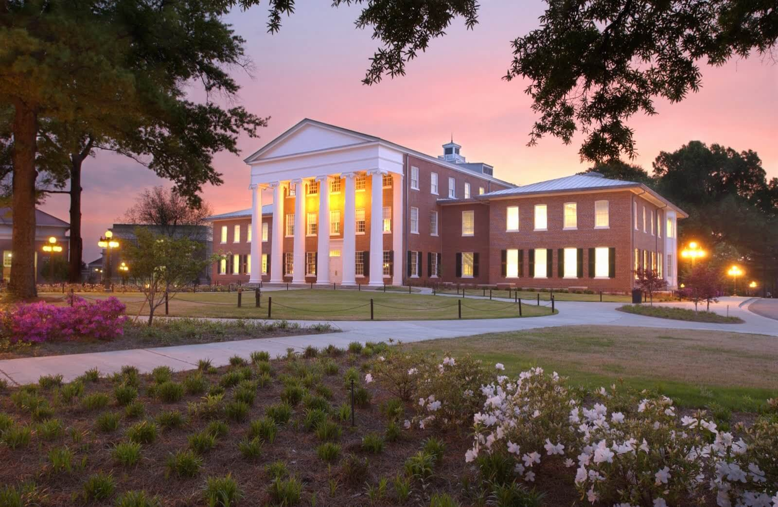 southern colleges. Oxford, Mississippi Southern Colleges C