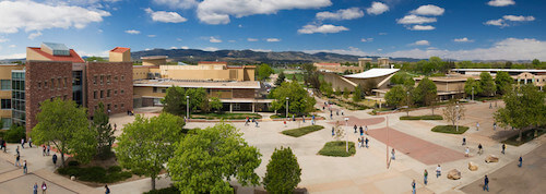 Colorado State University - Top 50 Most Affordable Online Master's in Computer Science