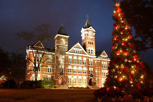 Auburn University - 50 Most Affordable Online Graduate Education