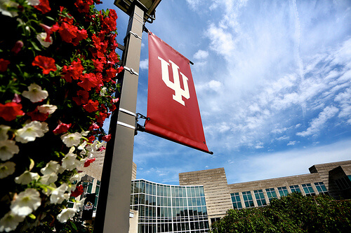 Indiana University – 50 Most Affordable Online Graduate Education