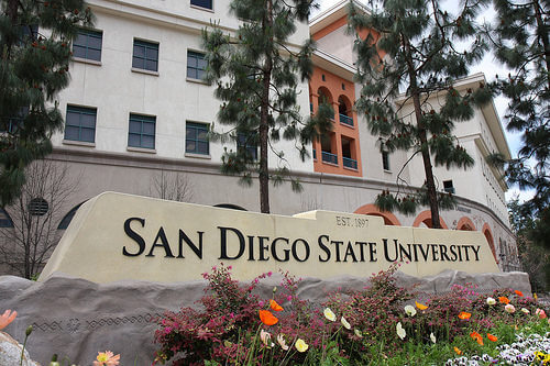 San Diego State University - 50 Most Affordable Online Graduate Education