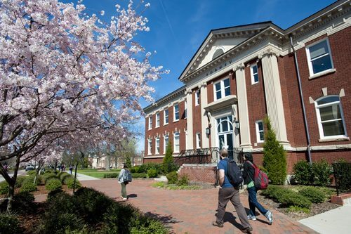 UNC Greensboro - 50 Most Affordable Online Graduate Education