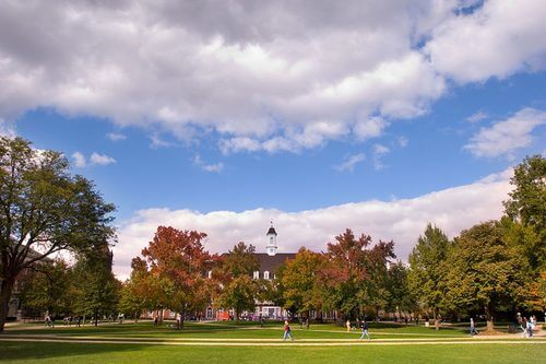 University of Illinois - 50 Most Affordable Online Graduate Education