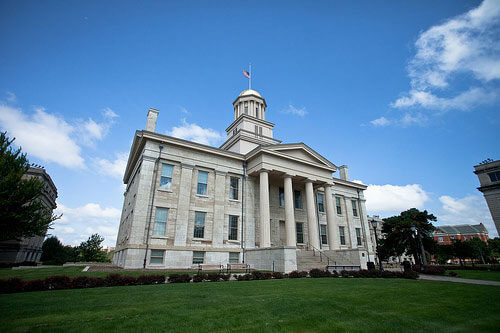 University of Iowa - 50 Most Affordable Online Graduate Education