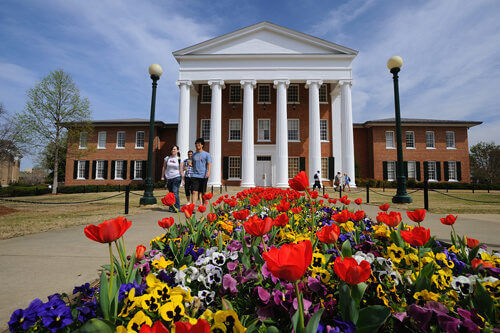 University of Mississippi - 50 Most Affordable Online Graduate Education