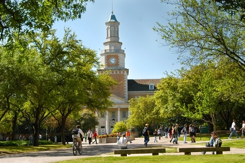 University of North Texas – 50 Most Affordable Online Graduate Education