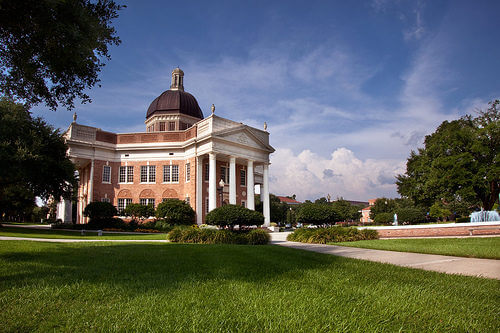 University of Southern Mississippi - 30 Most Affordable Online Graduate Sports Administration Degree