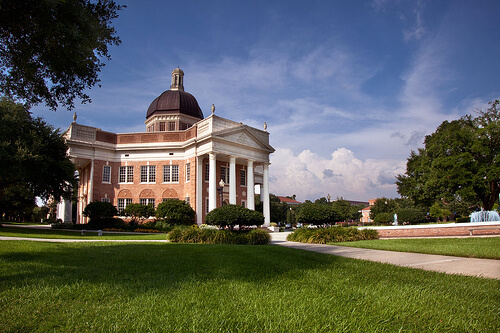 University of Southern Mississippi – 30 Most Affordable Online Graduate Sports Administration Degree