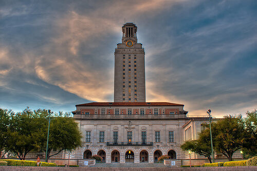 University of Texas - 50 Most Affordable Online Graduate Education