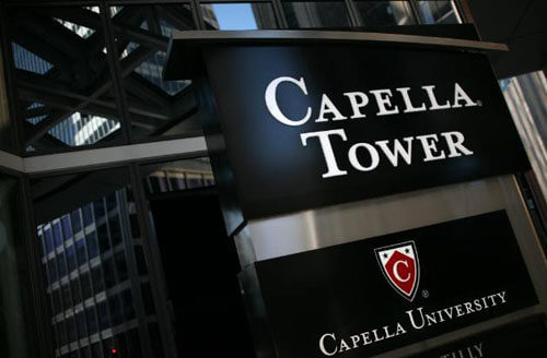Capella University - 50 Most Affordable RN to MSN Online Programs