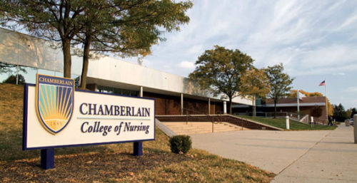 Chamberlain University - 50 Most Affordable RN to MSN Online Programs