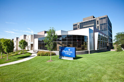 Clarkson College - 50 Most Affordable RN to MSN Online Programs