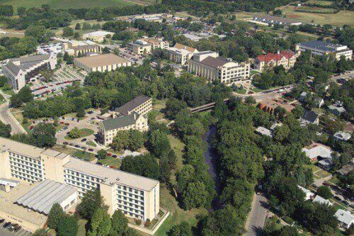 Fort Hays State University - 30 Most Affordable Online Master's in Psychology Programs