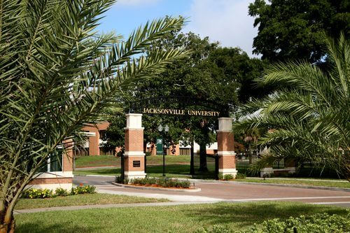 Jacksonville University - 50 Most Affordable RN to MSN Online Programs