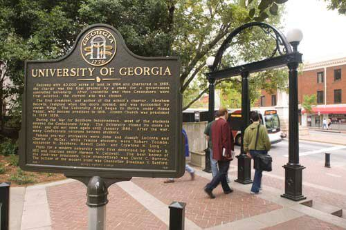University of Georgia - 30 Most Affordable Online Master's in Psychology Programs