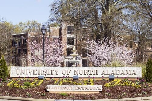 University of North Alabama - 50 Most Affordable RN to MSN Online Programs