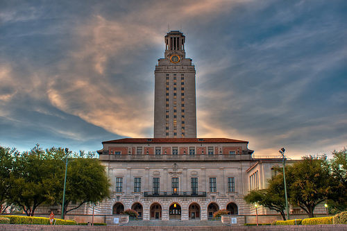 University of Texas - 50 Most Affordable RN to MSN Online Programs