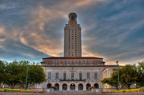 University of Texas – 50 Most Affordable RN to MSN Online Programs