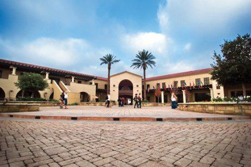 California Baptist University - 50 Most Affordable Online Master's in Education Administration