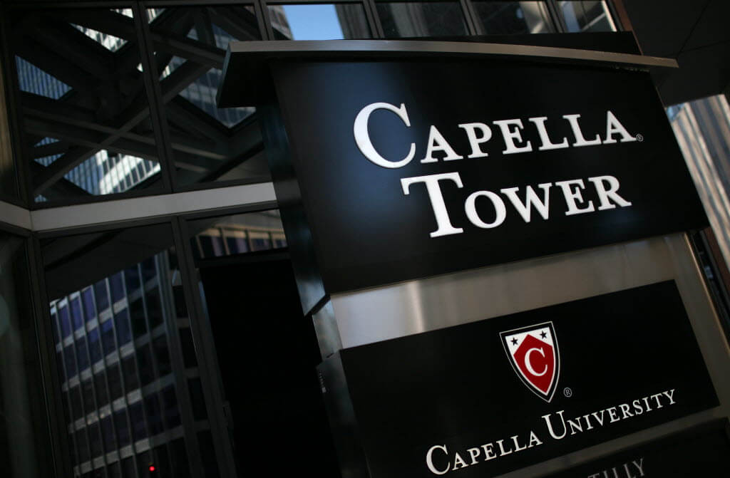 Capella University – 50 Most Affordable Online Master's in Education Administration