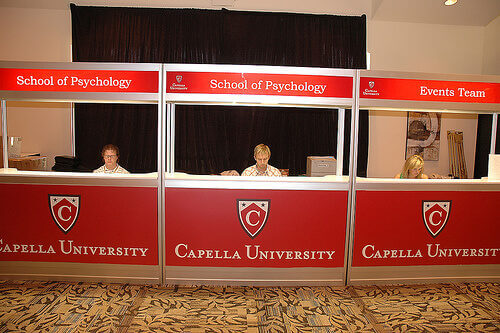 Capella University - Top 50 Most Affordable Online Master's in Healthcare Administration