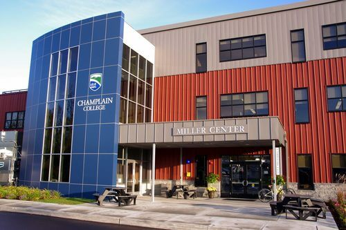 Champlain College - Top 50 Most Affordable Online Master's in Healthcare Administration