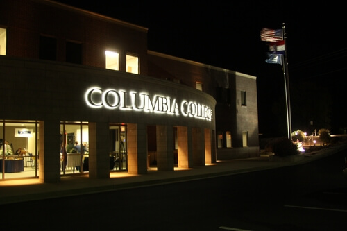 Columbia College – 50 Most Affordable Online Master's in Education Administration