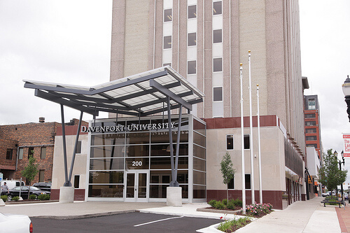 Davenport University – Top 50 Most Affordable Online Master's in Healthcare Administration