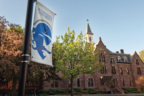 Seton Hall University - Top 50 Most Affordable Online Master's in Healthcare Administration