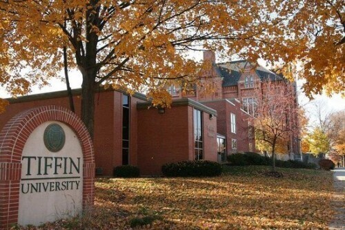 Tiffin – Top 50 Most Affordable Online Master's in Healthcare Administration