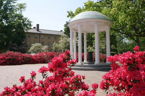 UNC Chapel Hill – Top 50 Most Affordable Online Master's in Healthcare Administration
