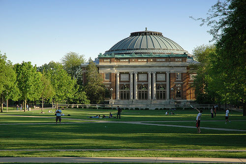 University of Illinois - 50 Most Affordable Online Master's in Education Administration