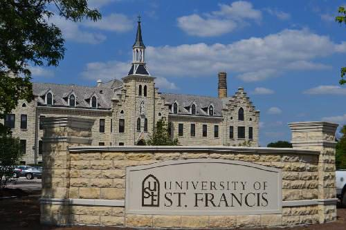 University of Saint Francis - Top 50 Most Affordable Online Master's in Healthcare Administration