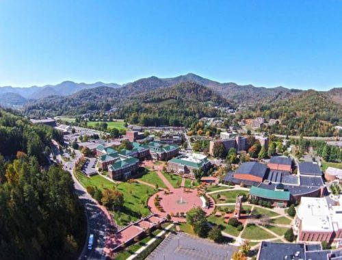 Western Carolina - 50 Most Affordable Online Master's in Education Administration