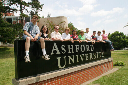 Ashford University - Top 50 Most Affordable Online Master's in Accounting Programs