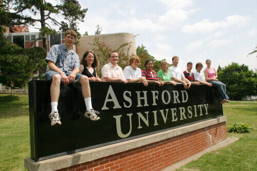 Ashford University – Top 50 Most Affordable Online Master's in Accounting Programs