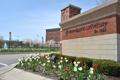 Benedictine University - Top 50 Most Affordable Online Master's in Accounting Programs