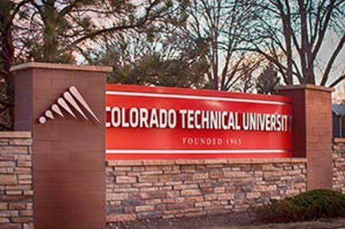 Colorado Tech University - Top 50 Most Affordable Online Master's in Computer Science