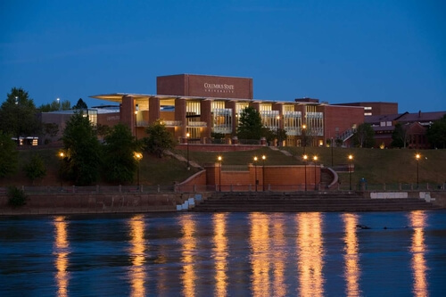 Columbus State University – Top 50 Most Affordable Online Master's in Computer Science