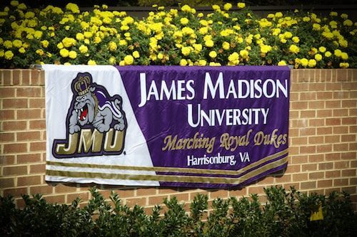 James Madison University - Top 50 Most Affordable Online Master's in Computer Science