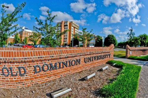 Old Dominion University - Top 50 Most Affordable Online Master's in Computer Science