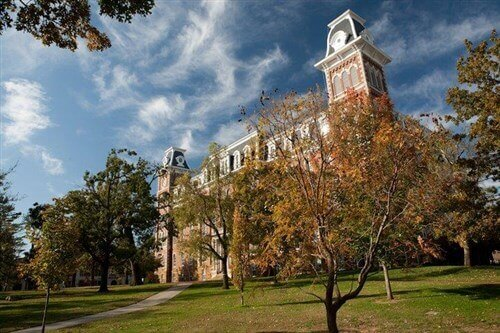 University of Arkansas – Top 50 Most Affordable Online Master's in Computer Science