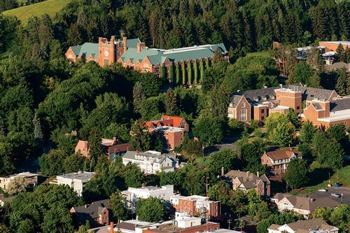 University of Idaho - Top 50 Most Affordable Online Master's in Computer Science