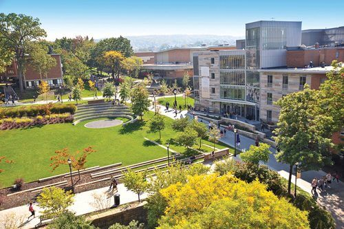University of Scranton - Top 50 Most Affordable Online Master's in Accounting Programs